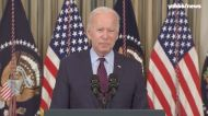 Biden says if Republicans don't 'get out of the way' so the debt ceiling can be raised, Americans could see their finances affected