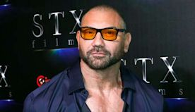 Dave Bautista Shared Photos of His Physique Through the Years