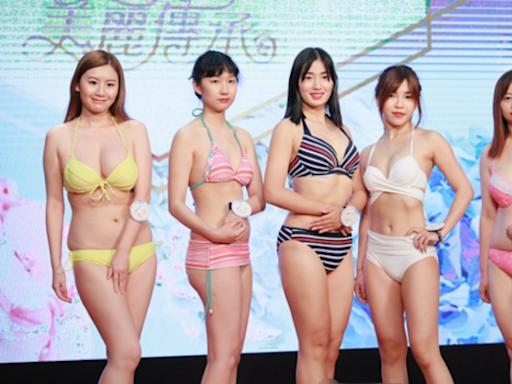 2021亞洲小姐香港賽區眾佳麗穿泳裝面試 網友:打破常規美的標準