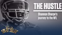 """""""I was on the board for the last cut"""" — Shannon Sharpe remembers his journey to the NFL"""