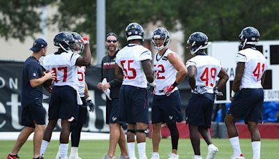 Texans GM Nick Caserio hopes rookie minicamp lays proper foundation for the team
