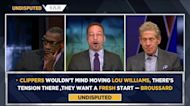 Chris Broussard: Trading Lou Williams could be a challenge for the LA Clippers | UNDISPUTED