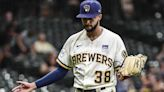 Brewers hope reliever Devin Williams can recover from calf injury without going on 10-day injured list