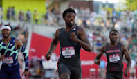 10 to watch: After hardest year of his career, Noah Lyles is trying to have fun again