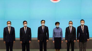 「愛黨者」治港 香港正將公務員任用程式和要求中共化