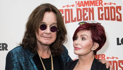 Ozzy Osbourne defends his wife Sharon Osbourne as 'the most unracist person'