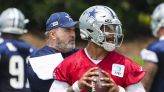 Cowboys QB Dak Prescott has 'buried' his ankle injury. He wants everyone else to do the same
