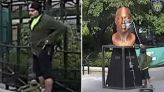 Video Shows Man Defacing NYC's George Floyd Statue Days After Unveiling