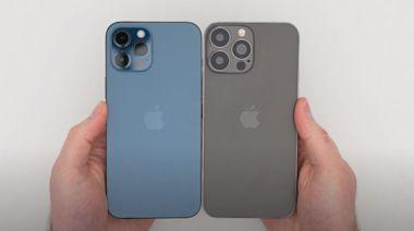 蘋果 iPhone 13 Pro Max外型首度曝光!維持瀏海、鏡頭變大