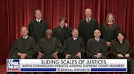 Biden commission discusses changes to the Supreme Court