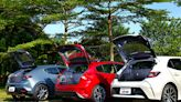快與帥的邊緣,Corolla Sport、Mazda3、Focus的掀背車無限之戰〈空間配備篇〉