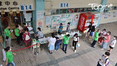 【新冠疫苗】打針人數連升4日終回升至4萬 仍有2,205青少年打次劑復必泰 - 香港經濟日報 - TOPick - 新聞 - 社會