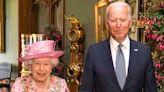 Queen Elizabeth II Hosts President Joe Biden and Jill Biden at Windsor Castle
