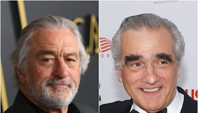 Raging Bull book reveals Robert De Niro saved 'near death' Martin Scorsese's life in late-1970s