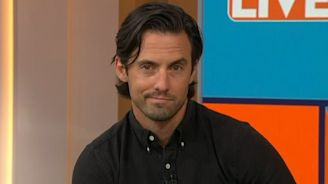 Milo Ventimiglia Gets Super Real About Traveling To Kenya For A Good Cause