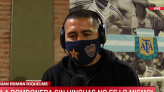 Riquelme liquidó en vivo a Tinelli y amenazó con mostrar mensajes