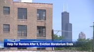 Thousands in Illinois could face eviction as moratorium ends