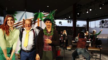 Review: The hidden truth of LACMA's Alex Prager show may drive you to drink