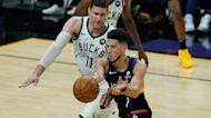 The Rush: Suns take 2-0 NBA Finals lead over Bucks behind Booker