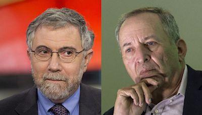 克魯曼vs.桑默斯 貨幣政策論戰Fed該聽誰的?