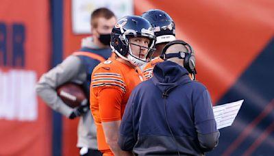 Even Bears players know Matt Nagy's offense is broken