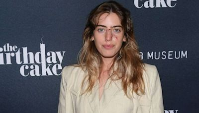 Ewan McGregor's daughter Clara attends movie premiere after suffering dog bite to her face
