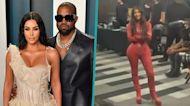 Kim Kardashian & Kids Makes Surprise Appearance At Kayne West's 'Donda' Album Listening Party