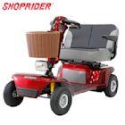 SHOPRIDER TE-9D 必翔電動代步車(雙人共乘款)