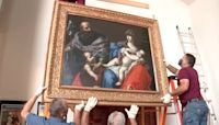 Missing 17th century masterpiece discovered in NY church