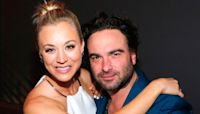 Johnny Galecki Reacts to Kaley Cuoco Saying She Doesn't Remember Life Before Husband Karl Cook