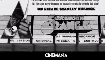 Mentiras, copias secuestradas y falsas amenazas de bomba: así fue el polémico estreno de 'La naranja mecánica' en España
