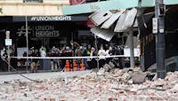 5.8-magnitude earthquake causes damage in Melbourne, Australia