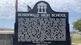 Rosenwald High School recognized as historic landmark