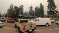 Video shows terrifying Caldor Fire evacuation in South Lake Tahoe