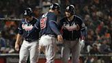 Atlanta Braves at San Francisco Giants odds, picks and prediction