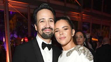 Lin-Manuel Miranda on Juggling Family Life with Vanessa Nadal During the Pandemic: 'You Have to Tag Team'
