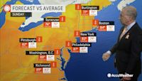 Flash flooding risk to blanket New England