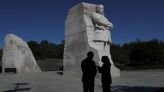 U.S. President Biden and Vice President Harris attend 10th anniversary celebration of Martin Luther King, Jr. Memorial in Washington