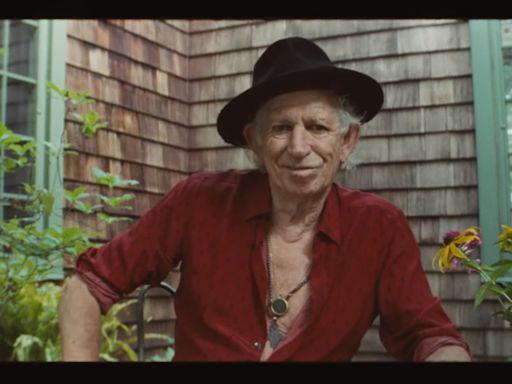 Keith Richards Drops Video for 'Hate It When You Leave' Packed With Everyday Scenes