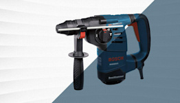 The Best Rotary Hammer Drills for Concrete and Masonry Work
