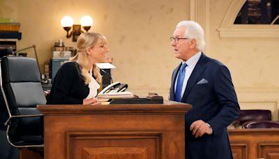 'Night Court' Sequel Starring Melissa Rauch & John Larroquette Lands Series Order At NBC