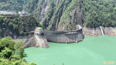 德基水庫再進帳83萬噸、蓄水率45.1% 盼颱風帶來大進帳!
