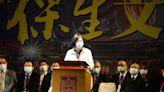 「保生文化祭」正式登場 總統蔡英文到場敲鑼揭開序幕