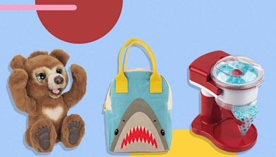 Best gifts for 7-year-olds that will actually be on their wishlist
