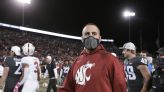 Washington State coach Rolovich fired for refusing vaccine