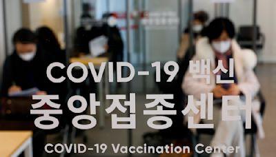 韓國拚85%接種率 盼11月防疫鬆綁