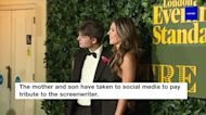 Elizabeth and Damian Hurley pay tribute to Steve Bing