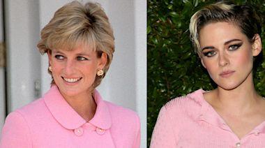 Kristen Stewart Is Preparing to Play Princess Diana in a New Movie