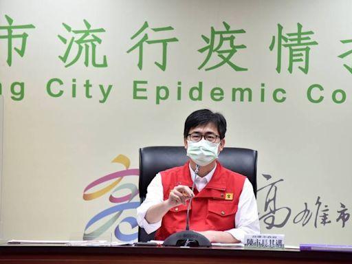高市學生施打BNT疫苗 陳其邁:56家醫療院所進入179間校園接種