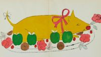 Rare Andy Warhol cookbook Wild Raspberries goes to auction
